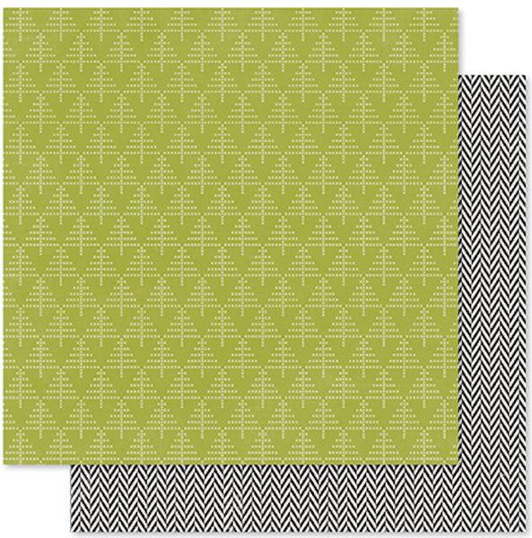 Лист двухсторонней бумаги Homemade