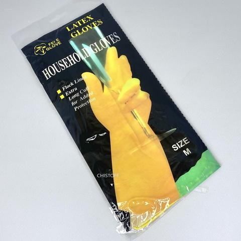 Перчатки латексные Household Gloves