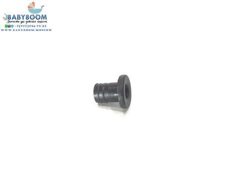 Втулка (заглушка) для колеса детской коляски, размер 12 х 20 мм, для подшипников 6001, для оси 10 мм.