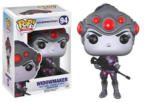 Widowmaker Overwatch Funko Pop! Vinyl Figure || Роковая Вдова