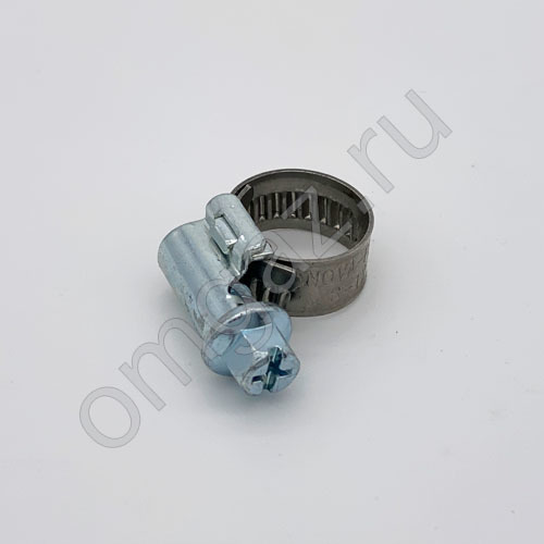 Хомут червячный NOVA-PRO (аналог NORMA) 8-12 мм