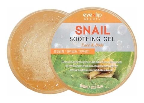 Гель для лица и тела улиточный Eyenlip Snail Soothing Gel