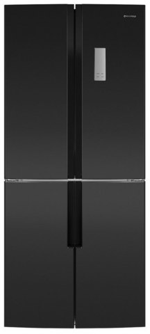 Холодильник Maunfeld MFF182NFSB