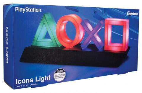 Светильник Playstation: Icon Light