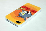 Чехол Tom and Jerry для iPhone 4, 4s (№2)