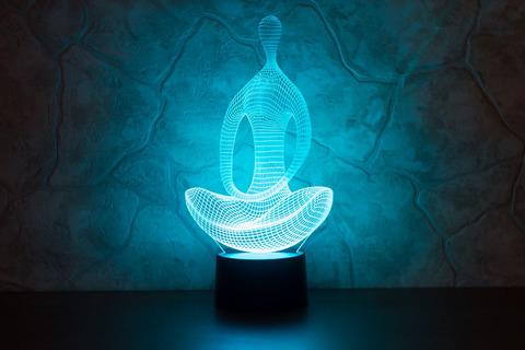 Светильник Медитация