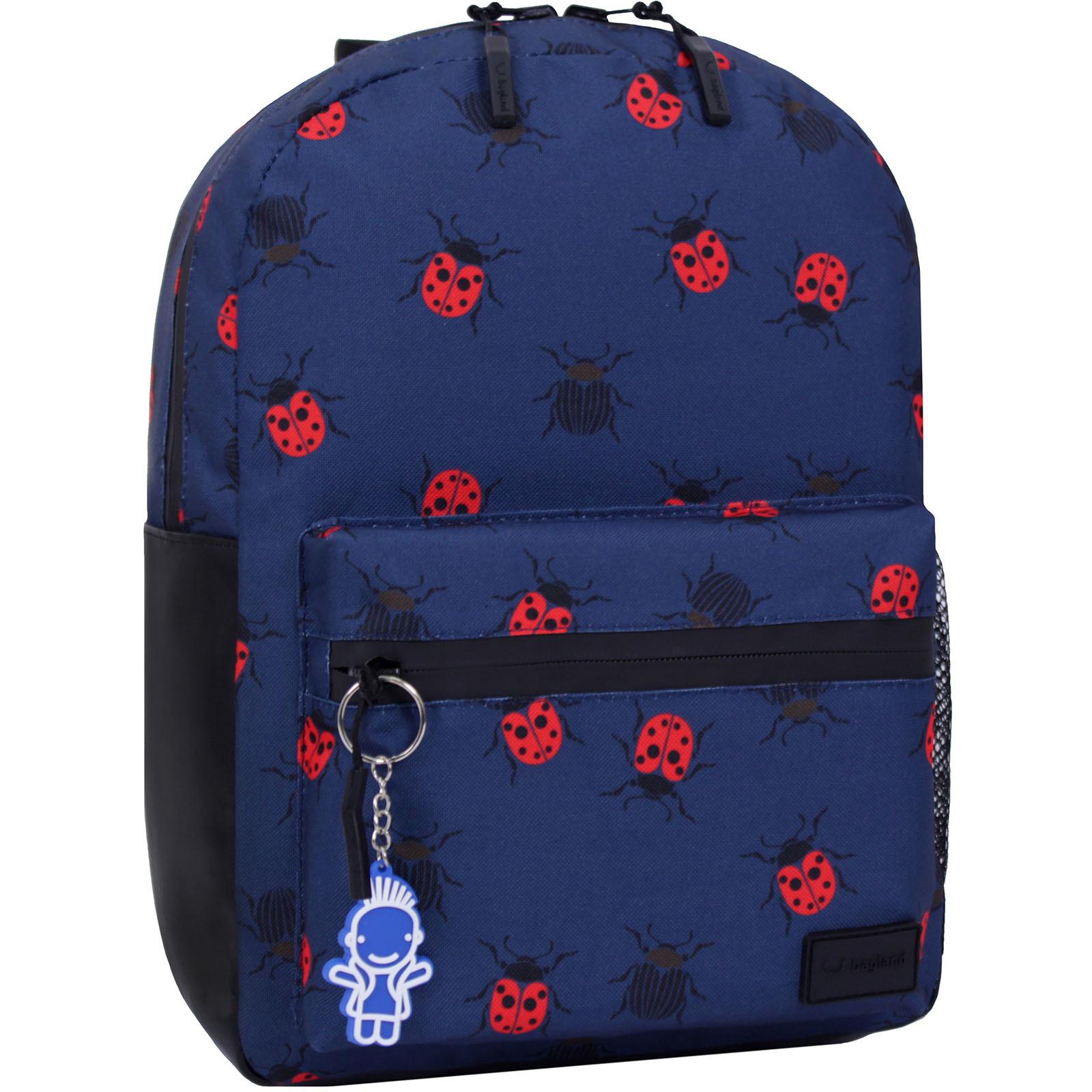Молодежные рюкзаки Рюкзак Bagland  Frost 13 л. сублимация 453 (005406640) IMG_3384_суб.453_.JPG