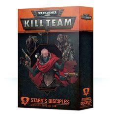 Starn's Disciples. Genestealer Cults Kill Team