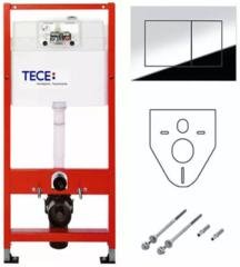 Инсталляция для унитаза с клавишей Tece TECEnow 9400012 фото