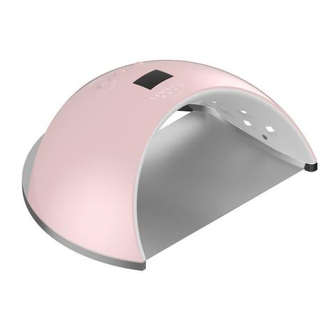 Лампа SUN 6 uv/led 48вт Розовая