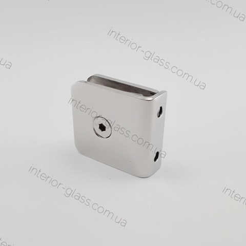 Соединитель стена-стекло HDL-721G PSS штампованный