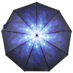 Зонт женский, со звездами, Dolphin 515-2