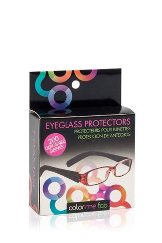 200 Eyeglass Guards | Защитный чехол для очков (200 штук в упаковке) в упаковке