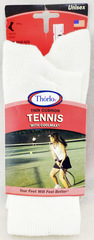 Термоноски для тенниса Thorlo T1CXU White - 2