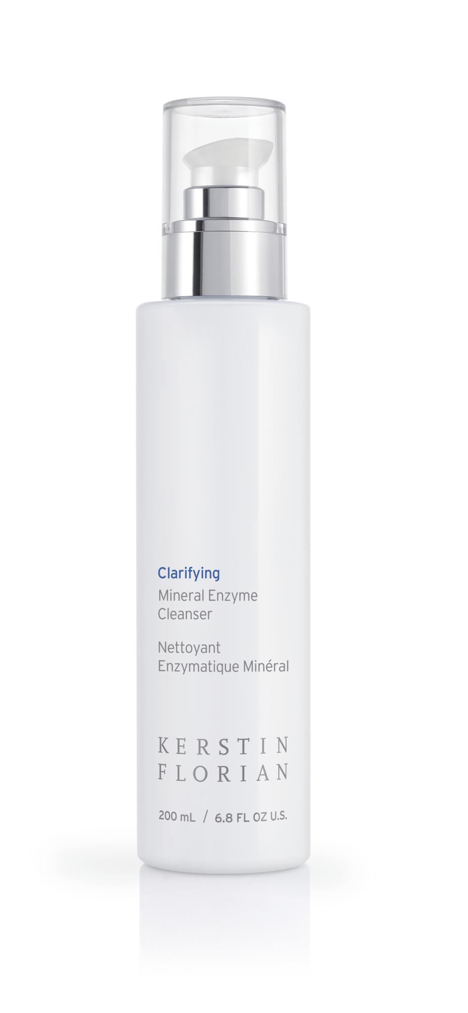 Очищающий гель для проблемной кожи/ Clar. Mineral Enzyme Cleanser (200 мл)