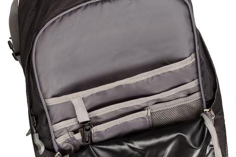 Картинка рюкзак городской Kingcamp Speed 25 чёрный - 3