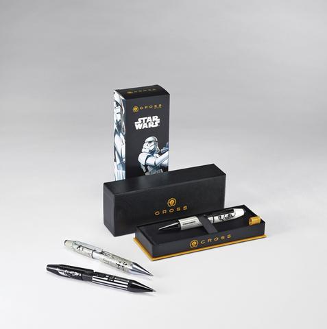 Cross Selectip X Star Wars - Stormtrooper, ручка-роллер123