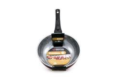 Сковорода Gochu Ecoramic 26 см ВОК с каменным покрытием для индукционных плит, без крышки