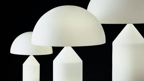 Настольная лампа ATOLLO VETRO, Италия