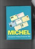 MICHEL- каталог Европа до 1960 (Восток + Запад)
