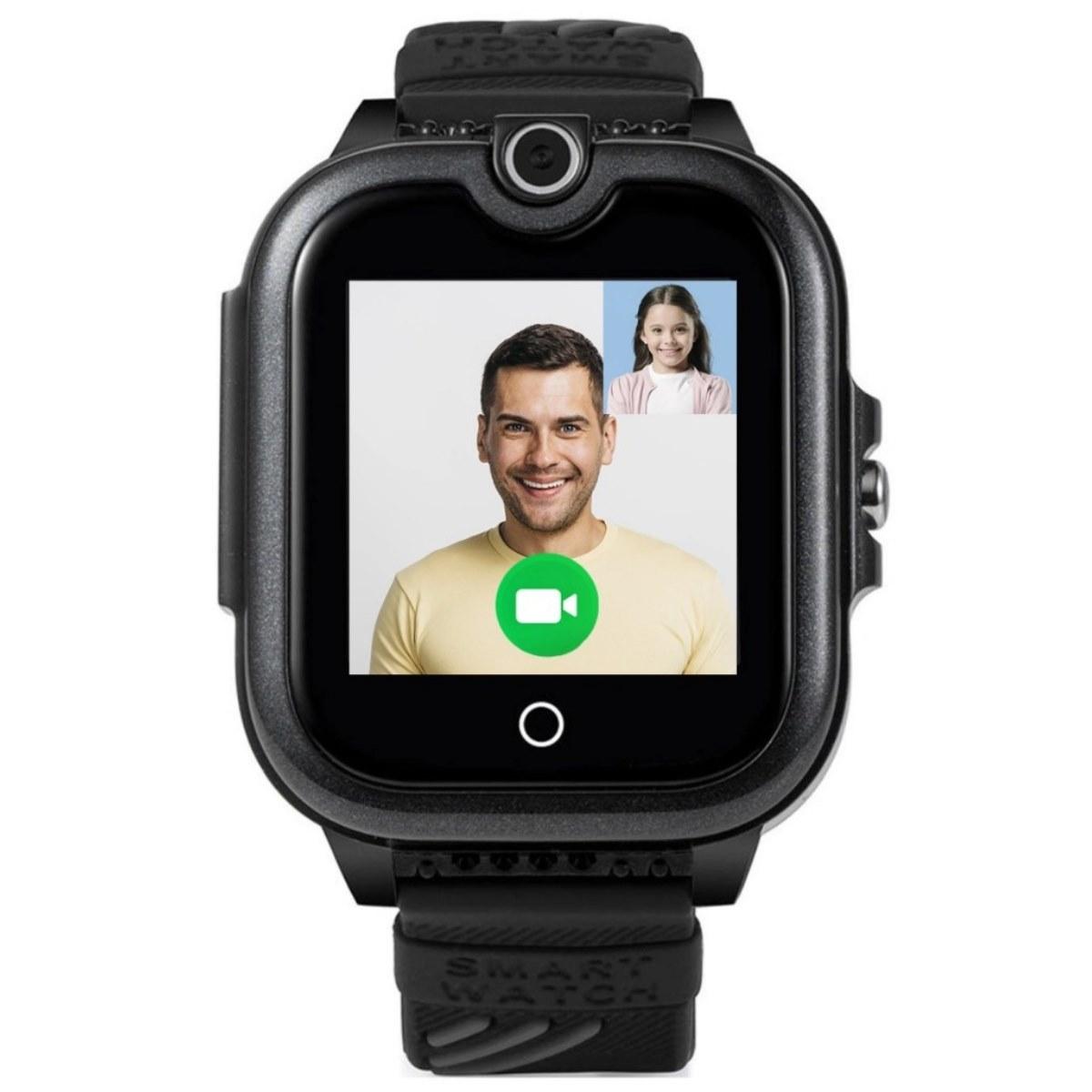 Часы Smart Baby Watch Wonlex KT13 с видеозвонком