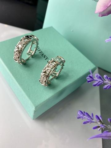 Серьги Tiffany & Co. Schlumberger