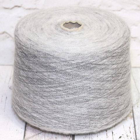 Смесовка с мохером COFIL / MAGIA 900 светло-серый