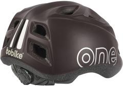 Велошлем детский Bobike Helmet One Plus Coffee Brown - 2