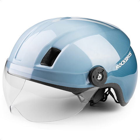 Шлем с откидной линзой