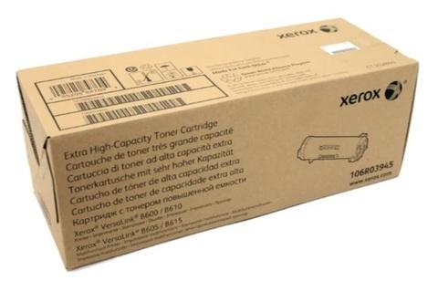 Картридж Xerox 106R03945 черный