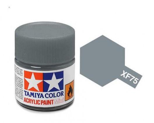 Tamiya Акрил XF-75 Краска Tamiya, Серый Матовый (IJN Gray Kure), акрил 10мл import_files_02_02759ce95aac11e4bc9550465d8a474f_95b3156d5b6211e4b26b002643f9dbb0.jpg