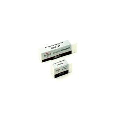 Ластик PLASTIC 4770, 60х18х12мм, индивидуальная упаковка