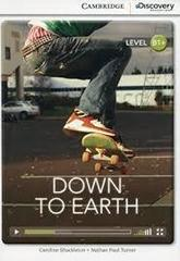 Down to Earth Bk +Online Access