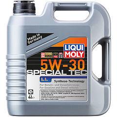 7654 LiquiMoly НС-синт.мот.масло Special Tec LL  5W-30 SL/CF;A3/B4(4л)