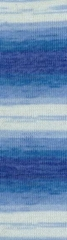 1833 (Белый,голубой,лазурь,синий)