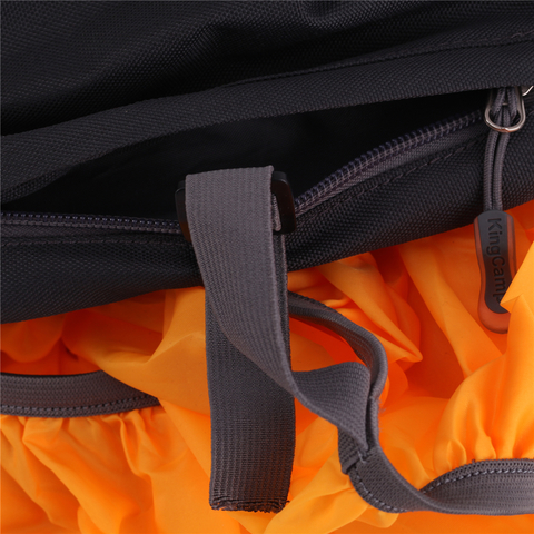 Картинка рюкзак городской Kingcamp Speed 25 чёрный - 7