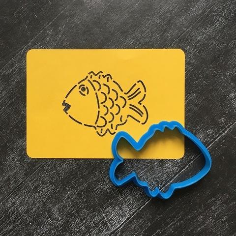 Рыбка №3