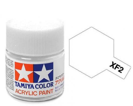 Tamiya Акрил XF-2 Краска Tamiya, Белый Матовый (Flat White), акрил 10мл import_files_b9_b9307ef65a8411e4bc9550465d8a474f_e3fbec425b5511e4b26b002643f9dbb0.jpg
