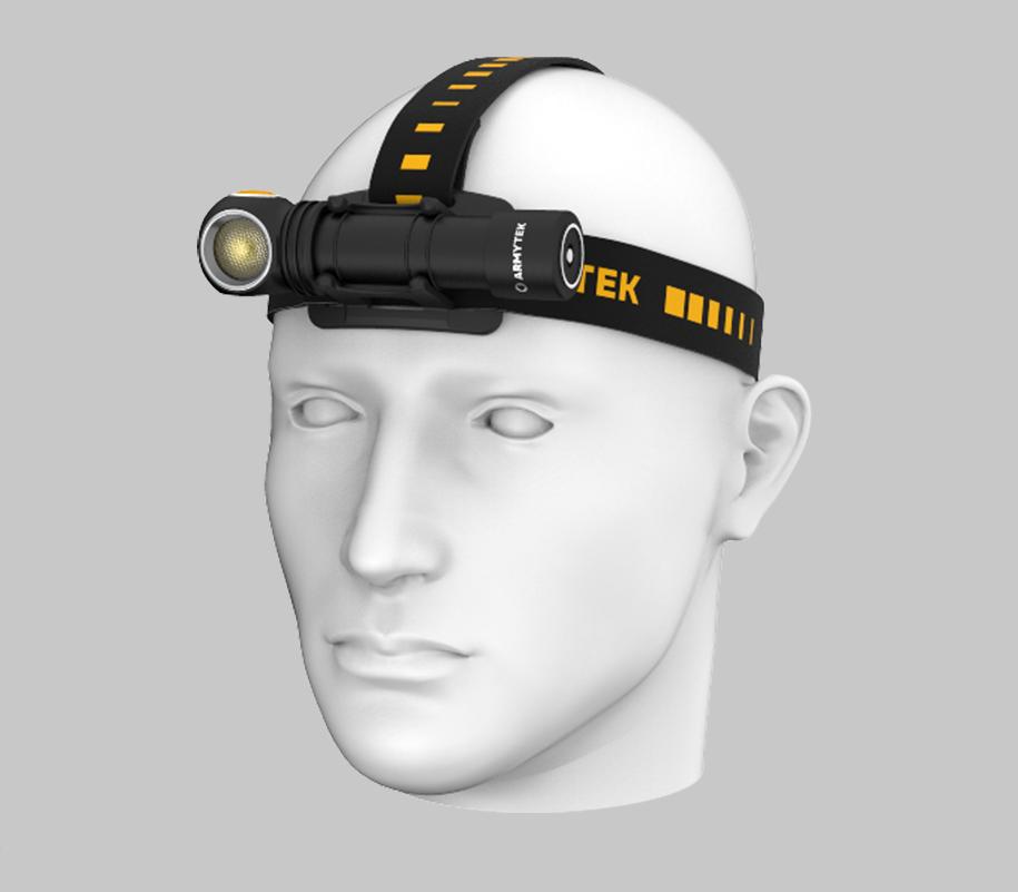 Фонарь Armytek Wizard C2 Magnet USB (теплый свет) - фото 1