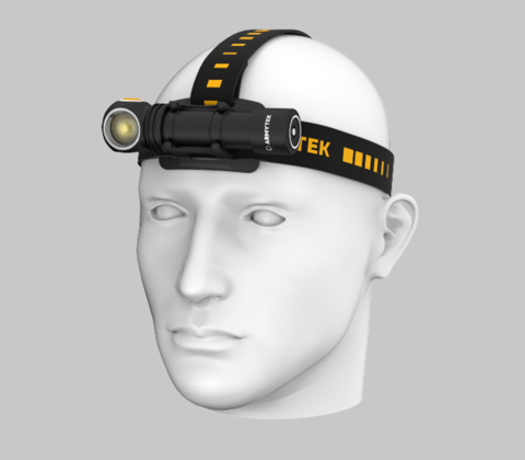 Фонарь Armytek Wizard C2 Magnet USB (теплый свет)