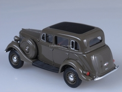 GAZ-61-72 gray 1:43 Nash Avtoprom