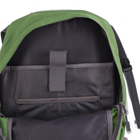 Картинка рюкзак городской Kingcamp Speed 25 чёрный - 5