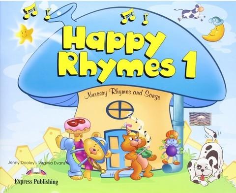 happy rhymes 1. Big story book (30*35sm)