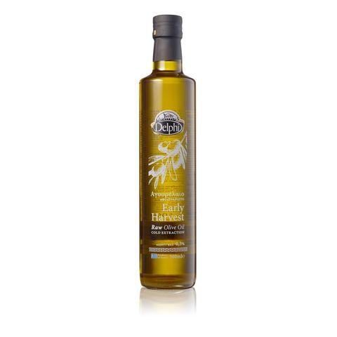 Масло оливковое Extra Virgin Агурелео, 500 мл.