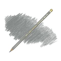 Карандаш художественный цветной POLYCOLOR, цвет 456 серый теплый темный