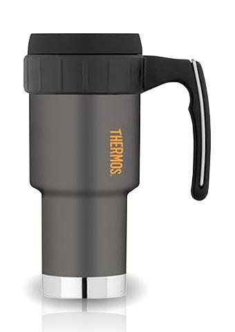 Термокружка Thermos Travel Mug (0,6 литра), серая