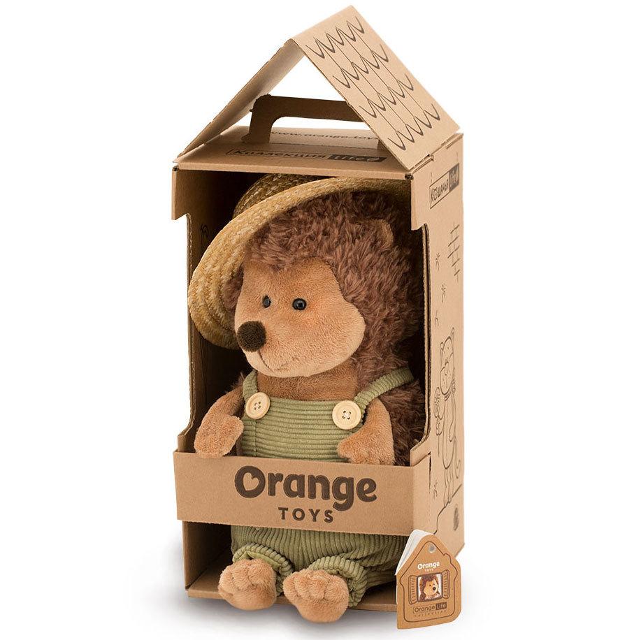 Ёжик Колюнчик Дачник (Orange Toys)