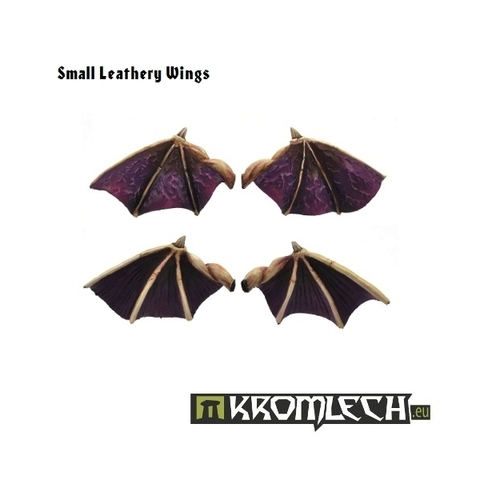 Small Leathery Wings (6)