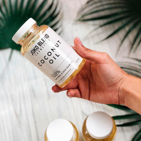 Кокосова олія косметична Coconut Oil Joko Blend  250 мл (2)