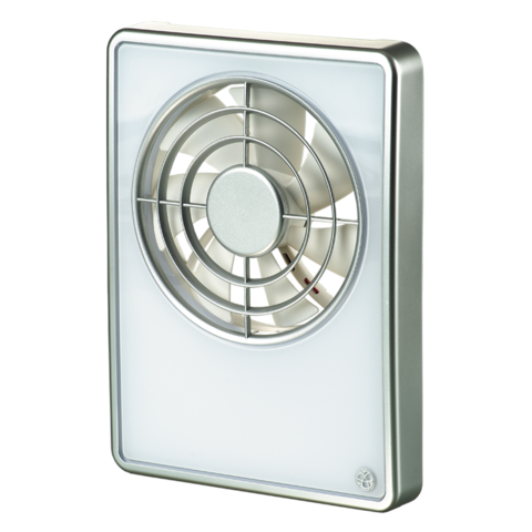 Вентилятор накладной Blauberg Smart (таймер, датчик влажности, программируемый, пульт ДУ)